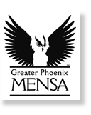 Greater<br>Phoenix Mensa